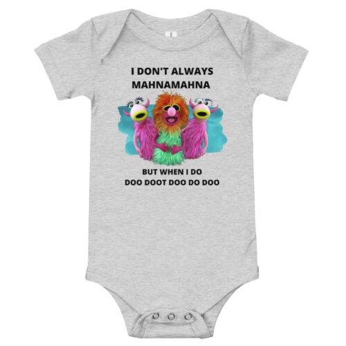 Muppet themed babies T-Shirt Muhnamahna