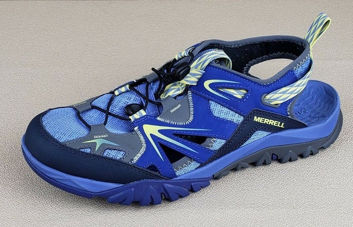 Merrell bluee Capra Sieve Hiking shoes Sandals Sling Back Women's Size 9 M