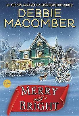 Merry and Bright by Debbie Macomber (CD-Audio, 2017) #P19
