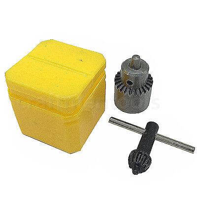 Mini Watchmaker Drill Chuck 0.3-4mm Lathe Diy Jewllery Making Tool Jt0 Spanner