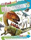 DK Find Out! Dinosaurs von DK (2016, Taschenbuch)