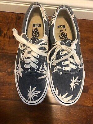 Vans Van Doren Marijuana Cannabis Herb