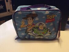Disney Pixar Toy Story Thermos Lunch Bag Lunch Box Army Man Thermos MWT
