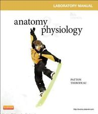 Anatomy and Physiology, by Patton, 8th Edition, Laboratory Manual - Like New!