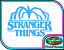 Stranger Things C Vinyl Sticker Wall Poster Room Window Car Truck Netflix Decal