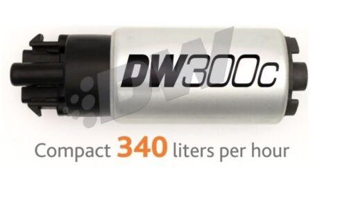 DeatschWerks 340LPH compatto in-Tank Fuel Pump /& FORD FOCUS 2009-2011 Kit di installazione