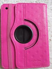iPad tablet nook kindle case stand collection New York pink GREAT condition