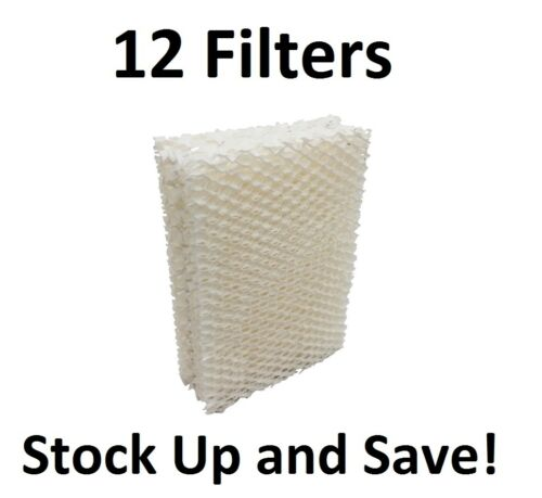 Compatible 14911 HDC-12 ES12 Kenmore Humidifier Wick Pad Filter 12 PACK