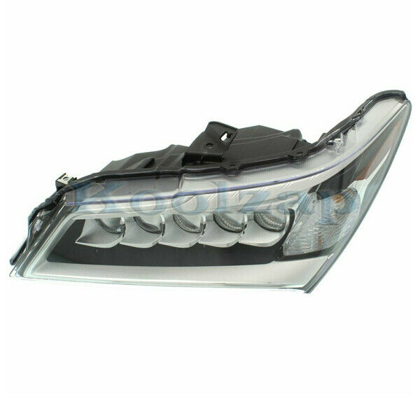 CAPA For 14-16 MDX Front Headlight Headlamp LED Head Lamp