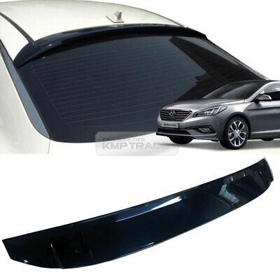 Art-X Rear Glass Wing Spoiler for Hyundai Sonata LF 2015+ PAINTED