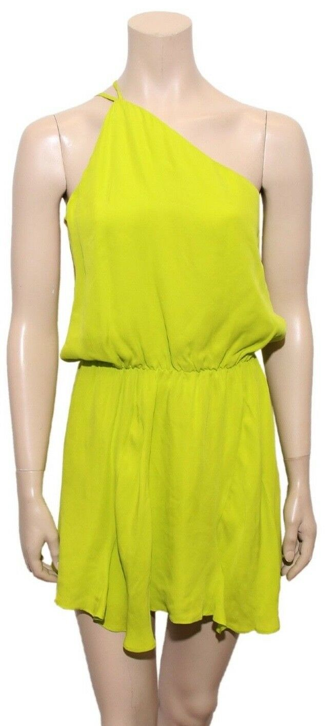 MASON Silk Mini Dress (Größe 2)