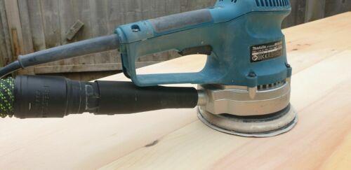 Festool midi hose to makita sander vacuum cleaner adapter