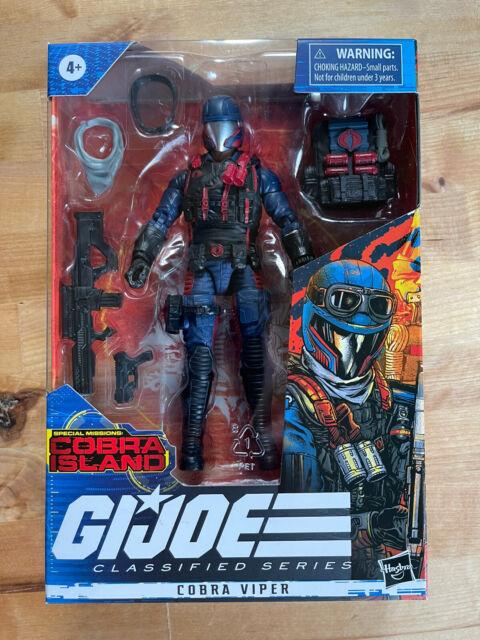 GI Joe Classified Series Trooper Cobra Island Target Exclusive Viper BNIB
