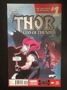 Thor-God-of-Thunder-19-2012-1st-print-Marvel-Comic-Book-Venom-Jane-Foster