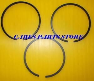0-25mm-SEGMENTS-POUR-HONDA-G400-GV400-MOTEUR-PISTON-RINGS-010-034
