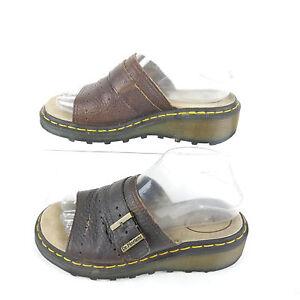 191af995dd2 Dr Martens Air Cushion Sole Buckle Slides Sandal Mens 5 Womens 6 ...