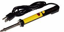 120V 40W Electric Desoldering Iron Vacuum Solder Sucker w/ 1.5mm 2mm tips & file