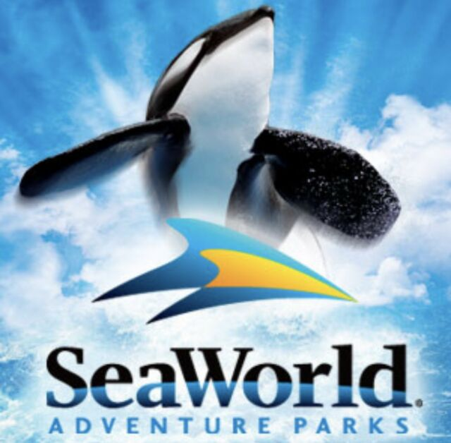 SEAWORLD ORLANDO 2 Two Park Ticket $126 + FREE ALL DAY DINING Both Days PROMO