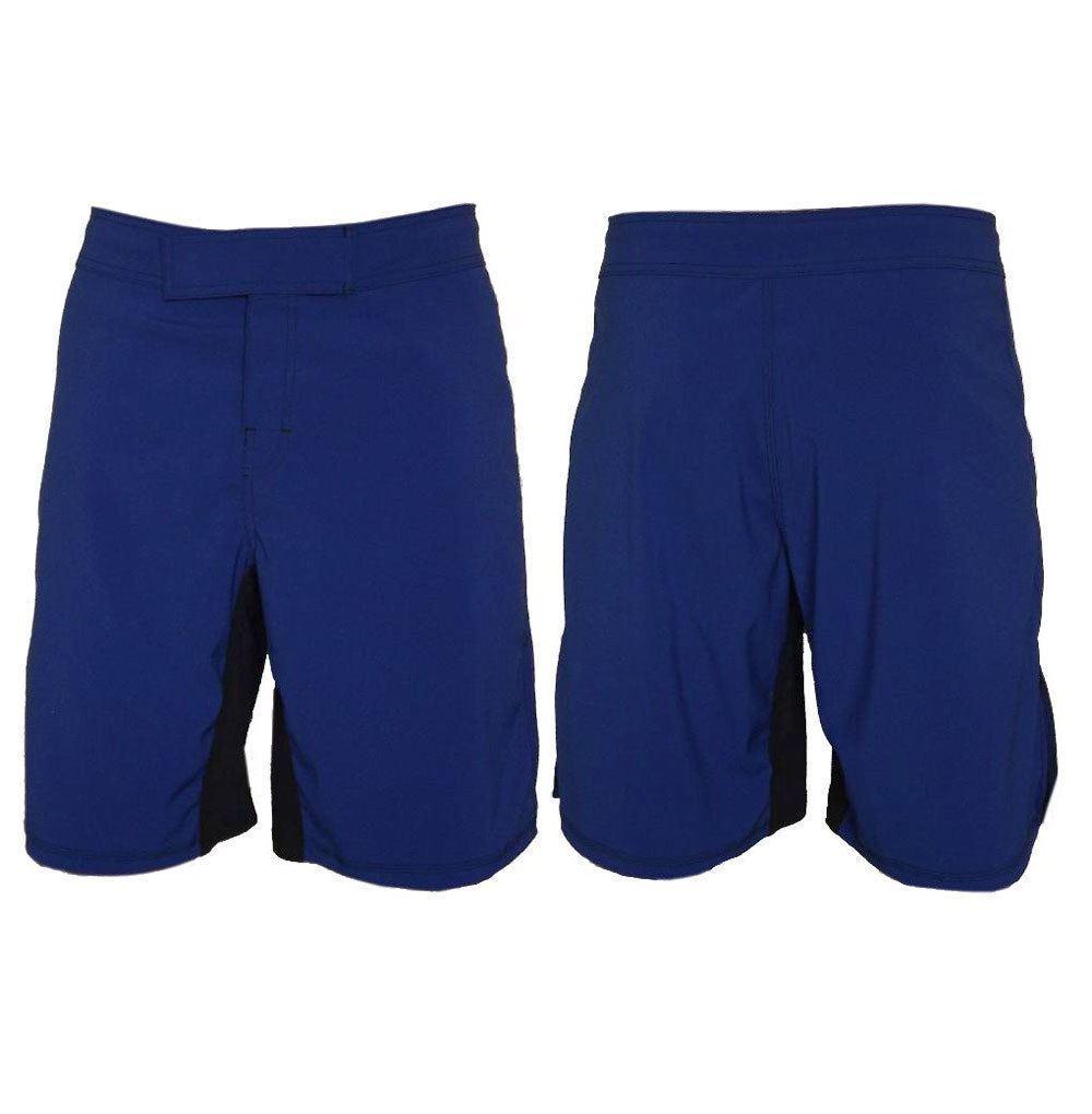 bluee MMA Fighting Shorts - Blank