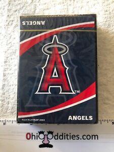 MLB-Anaheim-Angels-Baseball-Playing-Cards-NEW