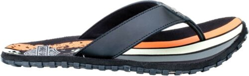 Harley-Davidson Motorcycle Sandals Flip Flops Thongs Summer Shoes Bobby D92356