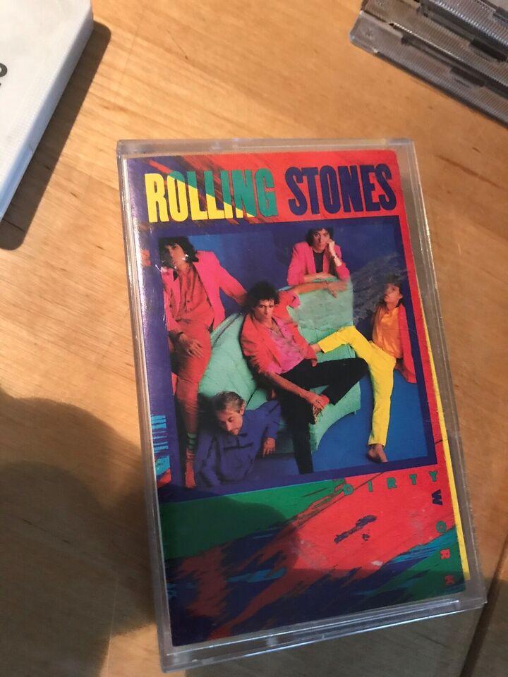 Bånd, Rolling Stones, Dirty workshop