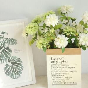 Am-1pc-Artificial-Rose-Silk-Dahlia-Fake-Bouquet-Bride-Holding-Flowers-Wedding