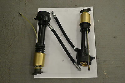 left and right front struts for Mercedes-Benz 450SEL 6.9