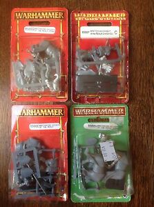 Warhammer-Bretonnian-Knights-Of-The-Realm-Including-Command-Sealed-Metal-Oop