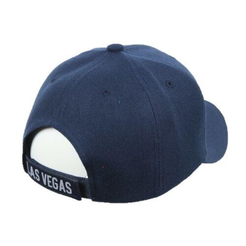 Las Vegas Baseball Cap Adjustable Hat Fashion Casual Hats Nevada NV Caps Hip Hop