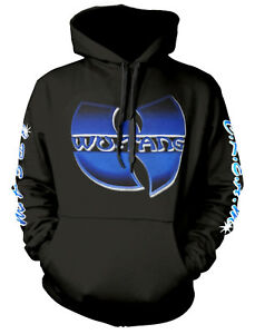 Wu-Tang-Clan-039-C-R-E-A-M-039-Pull-Over-Hoodie-NEW-amp-OFFICIAL