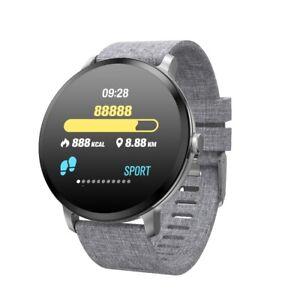 Oled-Bluetooth-dorado-v11-pulsuhr-lino-pulsera-ip68-impermeable-Ios-huawei