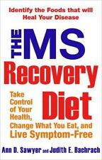 The MS Recovery Diet: Identify the Foods That Will Heal Your Disease-ExLibrary