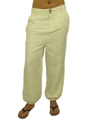 Crema W29 Di Nuovo Pantaloni O'neill In Stoffa Tasche Bianco Lino Poplar q6XSnw8