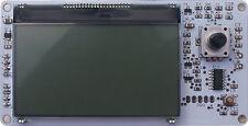 BV4212: 126x64 LCD, Rotary input, I2C interface, Arduino, ByPic, Raspberry Pi