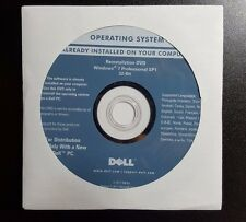 *NEW* Dell Windows 7 Pro SP1 32 Bit OS Restore Recovery DVD Disc w/opt. HDD