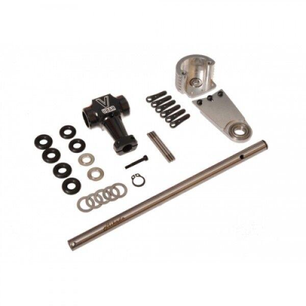 Mikado redor head   counterbearing combo, LOGO 600 SE   MIK4764 04764
