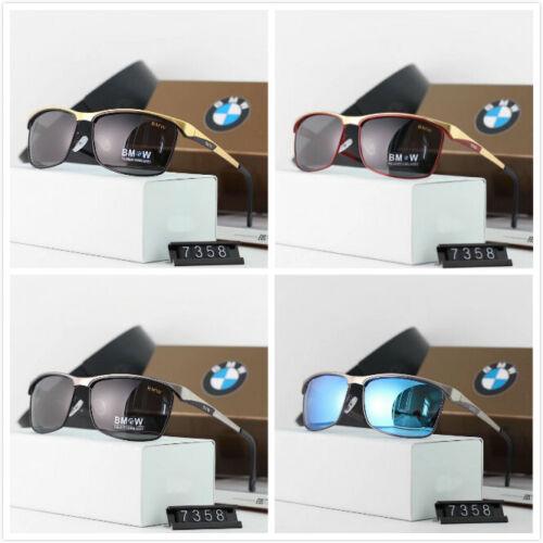 BMW UV400 Polarisierte Herren Sonnenbrillen Klassische Herren Gläser Brillen