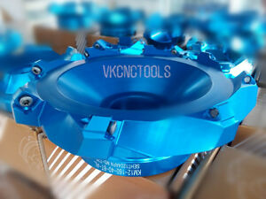 D160mm-45Deg-Light-Aluminum-Alloy-Face-Mill-Cutter-for-SEHT1204-SEHT43AFFN