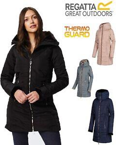 Regatta-Ladies-PERNELLA-Insulated-Padded-Jacket-Coat-Womens