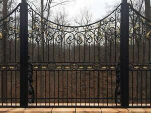 Metal Fencing Landscaping Network