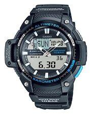 Casio SGW-450H-1AER Orologio Uomo Altimetro Barometro Termometro 5 Sveglie Timer