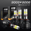 9005-9006-CREE-LED-Headlight-Kit-240W-24000LM-Light-Bulbs-High-amp-Low-Beam-Combo