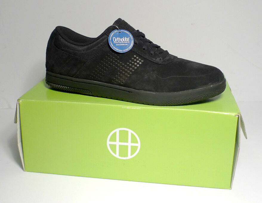 Huf Hufnagel 2 Nero/Nero size 9.5 (fits like 9)