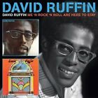 David Ruffin/Me 'n Rock 'n Roll Are Here to Stay * by David Ruffin (CD, Mar-2014, Real Gone)