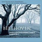 Beethoven: Cantata on the Death of Emperor Joseph II; Symphony No. 2 Super Audio Hybrid CD (CD, Nov-2013, San Francisco Symphony (Record Labe)