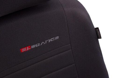 Sitzbezüge Sitzbezug Schonbezüge für Ford Focus Vordersitze Elegance P4