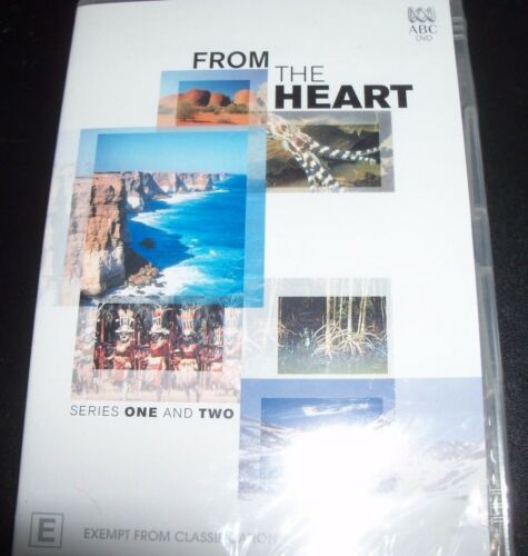 1 of 1 - From The Heart ABC TV Series One & Two (1 And 2) (Australia Region 4) DVD – New
