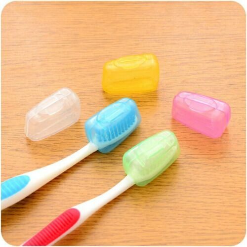 10pcs Toothbrush Head Protective Cap Case Household Storage Travel Accessories