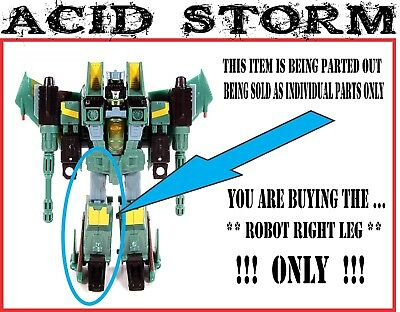 Transformers Universe ACID STORM aircraft Fighter ROBOT TOY